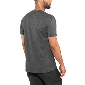 Marmot Camp Outdoor SS Tee Men Charcoal Heather